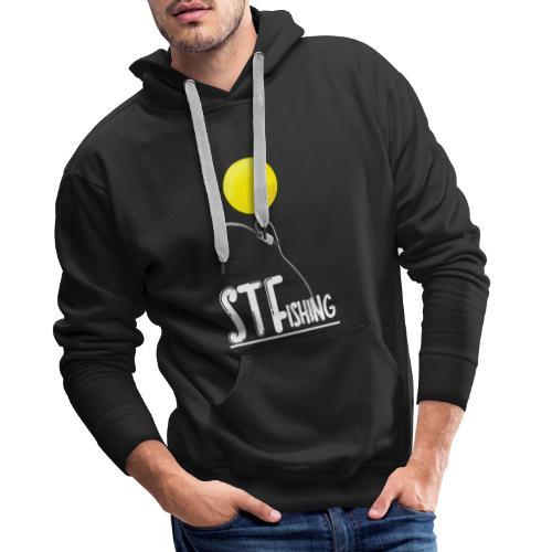 STFISHING - Sweat-shirt à capuche Premium pour hommes