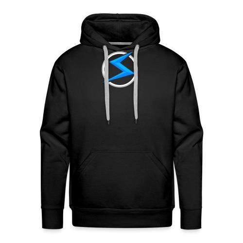 #1 model - Mannen Premium hoodie