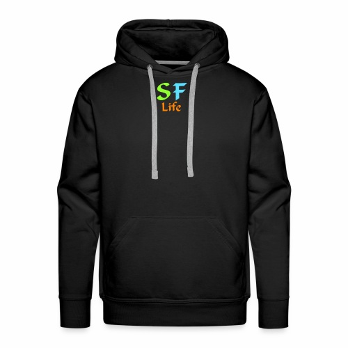 Sflife Merch - Herre Premium hættetrøje