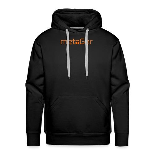Original metaGER - Männer Premium Hoodie