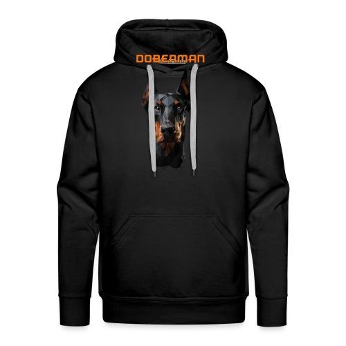 DOBERMAN - Mannen Premium hoodie