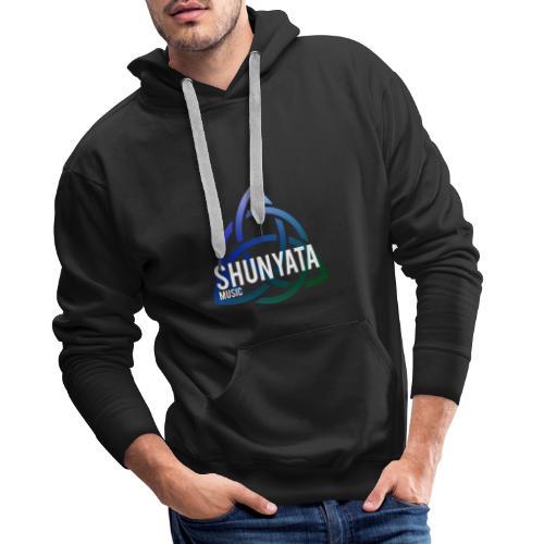 SHUNYATA music Logo 3 - Männer Premium Hoodie