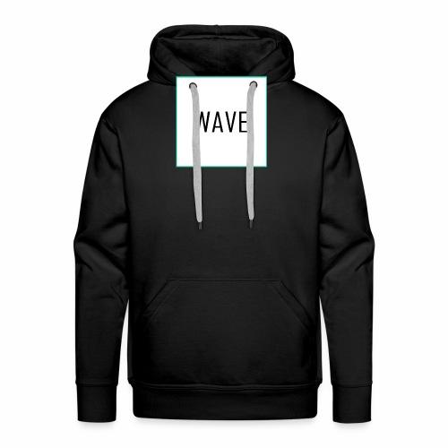 WAVE - Sudadera con capucha premium para hombre