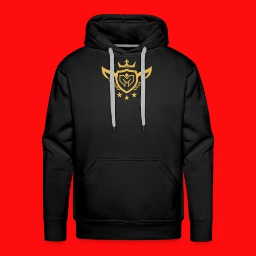 MaesArmy Logo - Mannen Premium hoodie