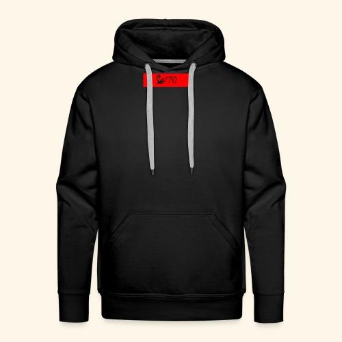 Red Sg170 - Men's Premium Hoodie