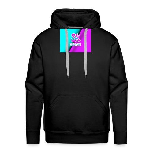 Sk Shirt - Mannen Premium hoodie