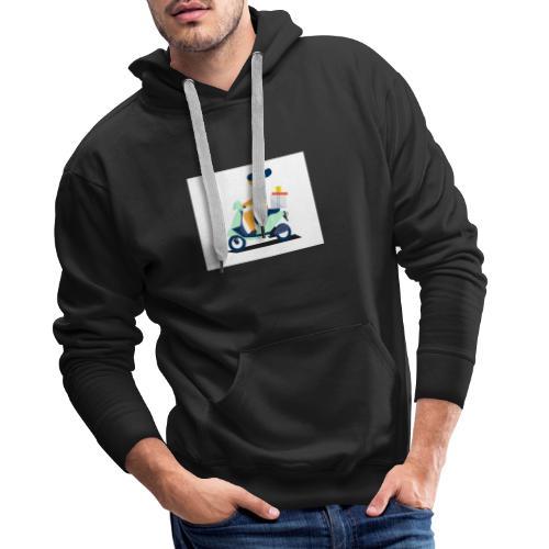 v2 - Men's Premium Hoodie