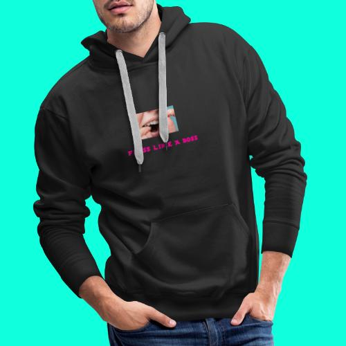 FLOSS LIKE A BOSS - Men's Premium Hoodie