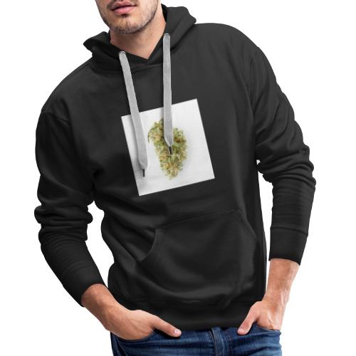 Cannanis BUD - Ganja - Weed - Männer Premium Hoodie