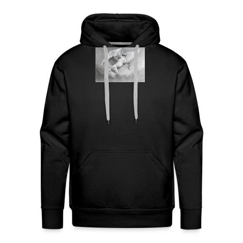 Pegase - Sweat-shirt à capuche Premium pour hommes