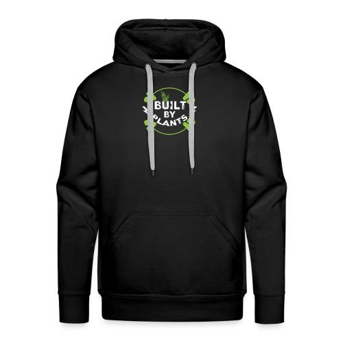 Built By Plants - Männer Premium Hoodie