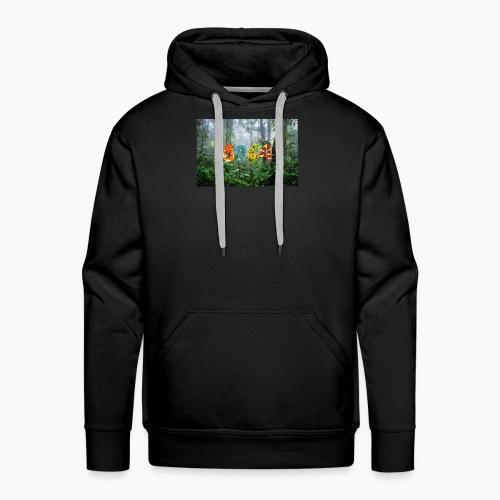 JUNGLE - Mannen Premium hoodie