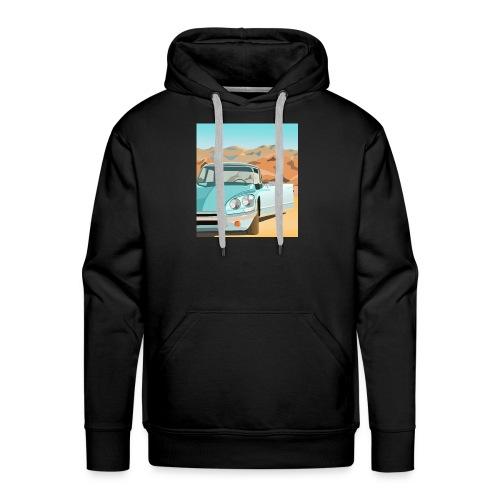 Citroen DS - Sweat-shirt à capuche Premium pour hommes