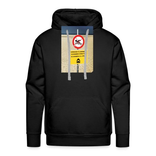 sd foto shirt - Men's Premium Hoodie