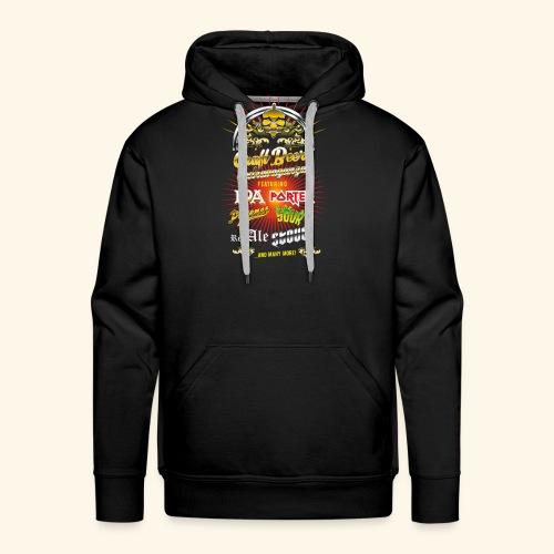 Bier-Shirt Craft Beer Extravaganza - Männer Premium Hoodie