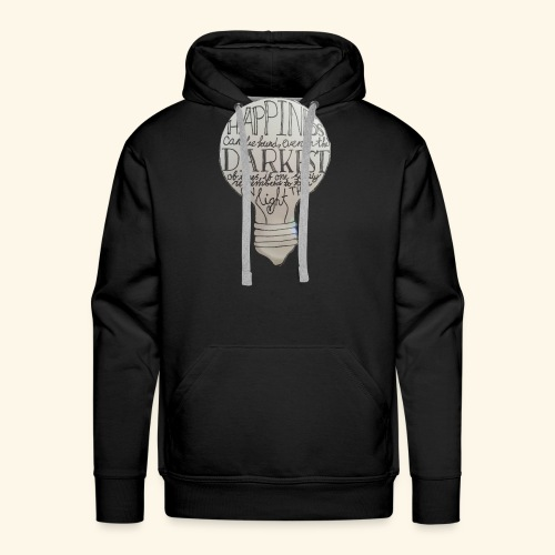 HappinessIsEverywhere - Men's Premium Hoodie