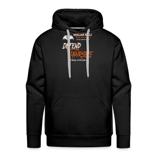 MKlogo defend tshirt2 - Männer Premium Hoodie