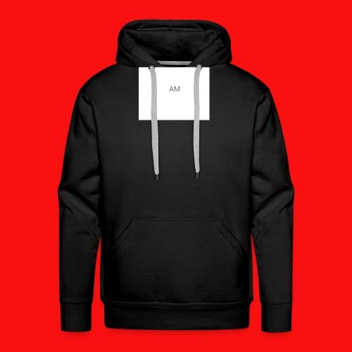 AM shirts - Men's Premium Hoodie