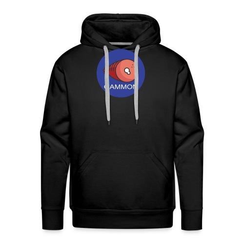 gammon design - Men's Premium Hoodie