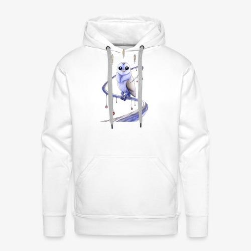 Chouette T-Shirt ! - Sweat-shirt à capuche Premium pour hommes