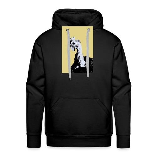 Sexy-Chick - Sweat-shirt à capuche Premium pour hommes