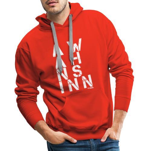 A Wahnsinn! - Männer Premium Hoodie