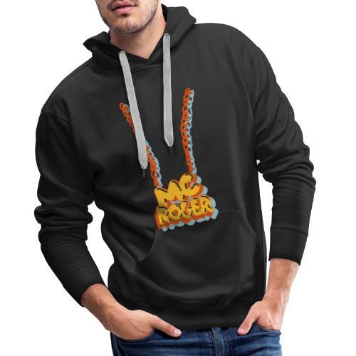 MC ROGER Bling Bling - Männer Premium Hoodie
