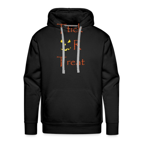 Trick or Treat Yourself, Halloween Stuff for you . - Sweat-shirt à capuche Premium pour hommes