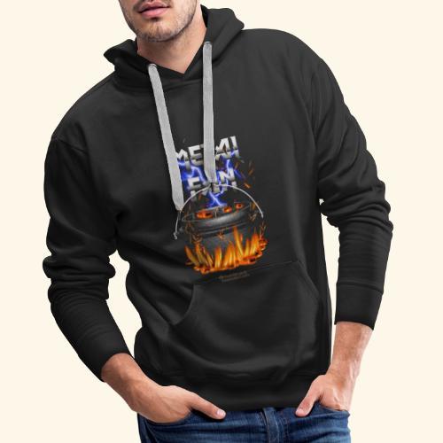 Metal Fan | ▶ Visit Dutch Oven T-Shirts - Männer Premium Hoodie