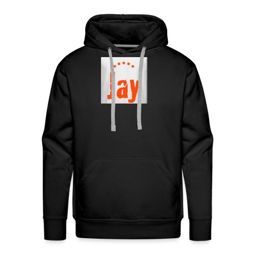 Jay 1.0 Design Top - Men's Premium Hoodie