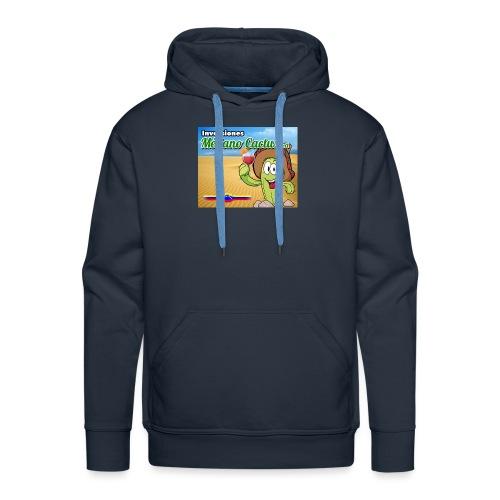 Medano Cactus - Sudadera con capucha premium para hombre