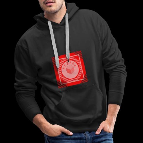 Tee-shirt EUREKA spécial rentrée des classes - Sweat-shirt à capuche Premium pour hommes