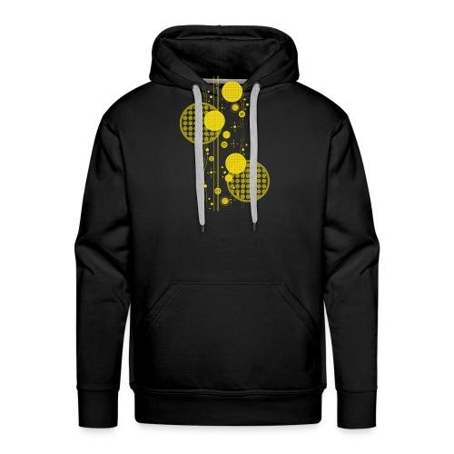 BULLES d'OR - Sweat-shirt à capuche Premium pour hommes
