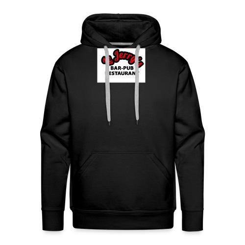 logo jerry s devant - Sweat-shirt à capuche Premium pour hommes