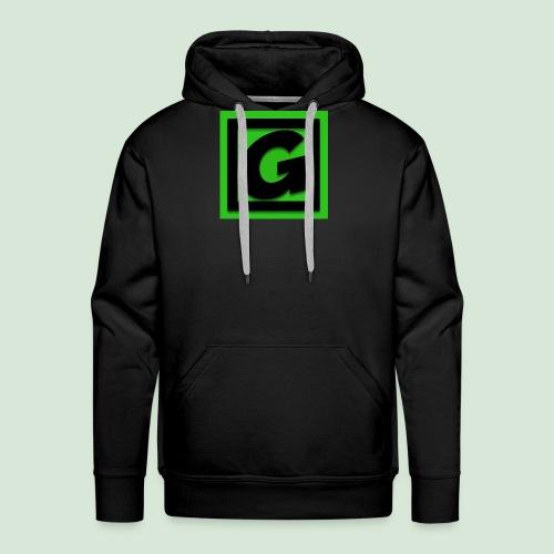 G-team Logo - Men's Premium Hoodie
