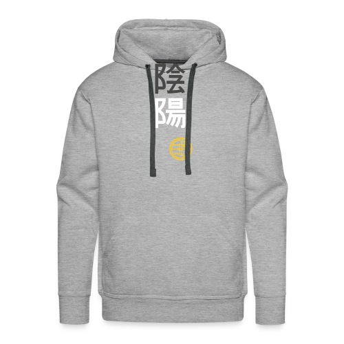 Yin Yang - Männer Premium Hoodie