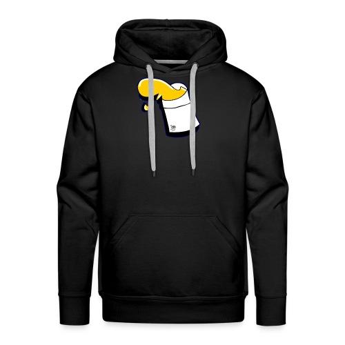 1 Cup Yellow png - Herre Premium hættetrøje