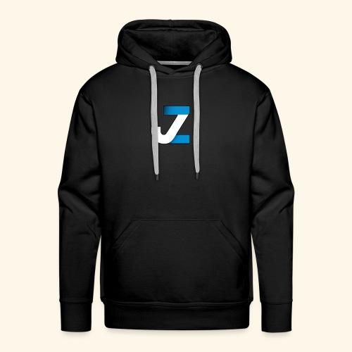 LOGO de la chaine YOUTUBE Jeizz_TV - Sweat-shirt à capuche Premium pour hommes