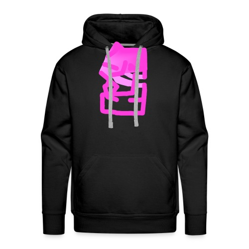 cad drawings collection 03 30 - Men's Premium Hoodie