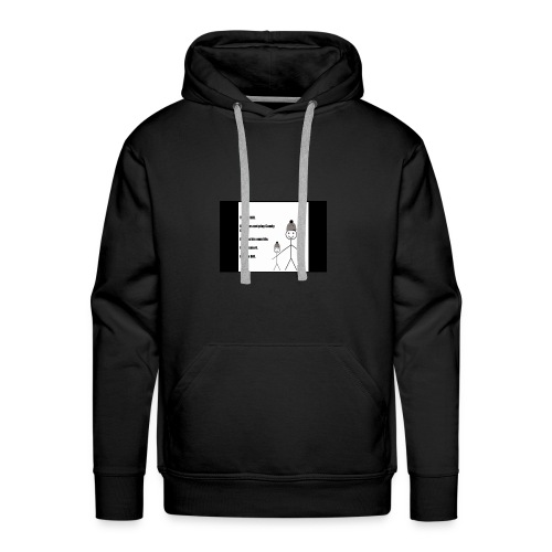 Be like BILL - Men's Premium Hoodie