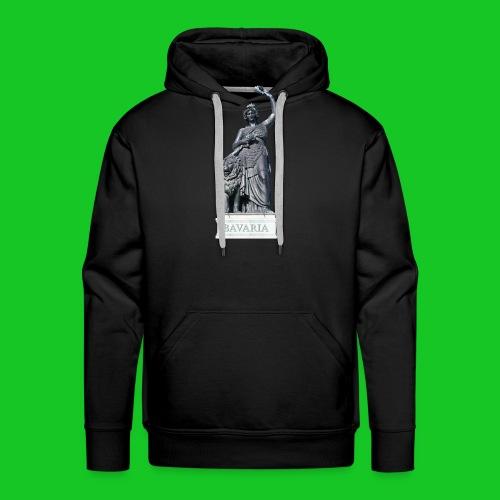 Bavaria Statue - Mannen Premium hoodie