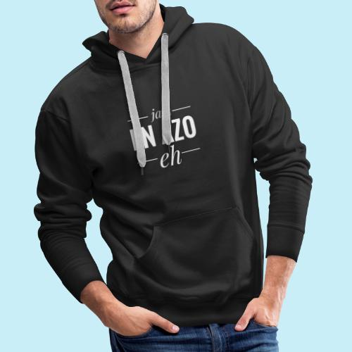 Jaja et azo hein - Sweat-shirt à capuche Premium pour hommes