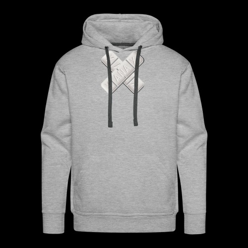 Xanax X Logo - Männer Premium Hoodie