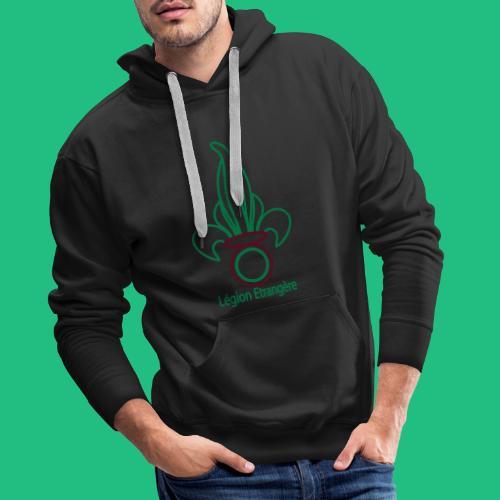 GRENADE LEGION - Sweat-shirt à capuche Premium pour hommes