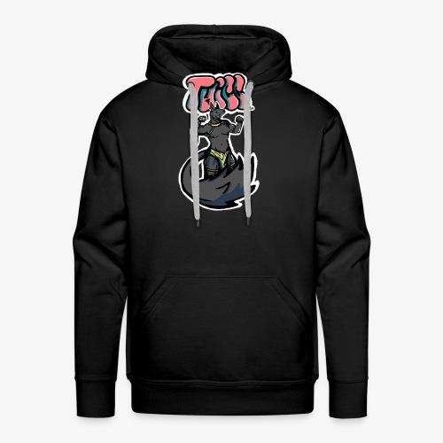 THICC - Mannen Premium hoodie