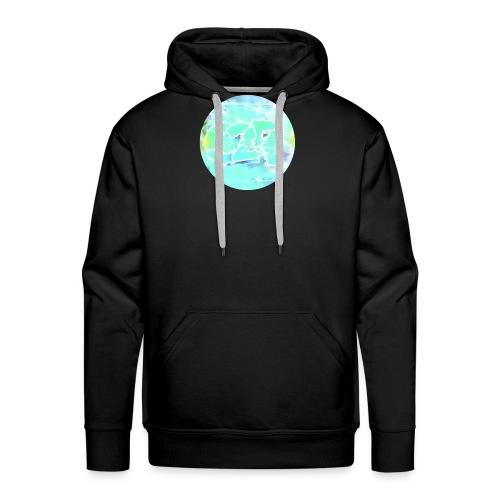 TShirt Simple Noir C2R - Sweat-shirt à capuche Premium pour hommes