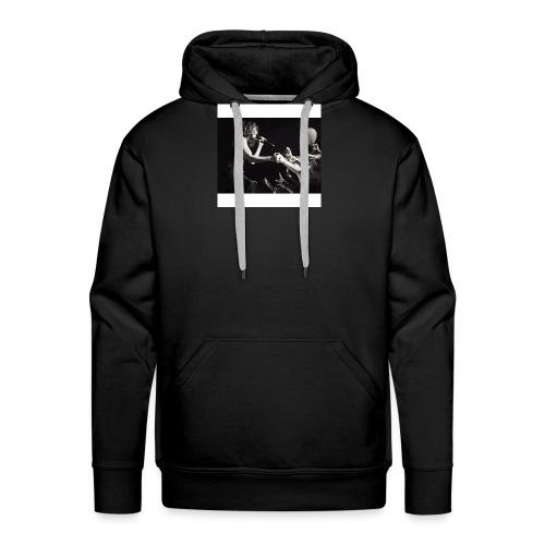 taloushe - Sweat-shirt à capuche Premium pour hommes