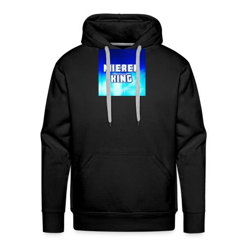 Mieren king - Mannen Premium hoodie