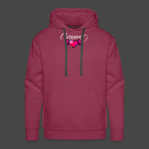 Logo and name - Men's Premium Hoodie