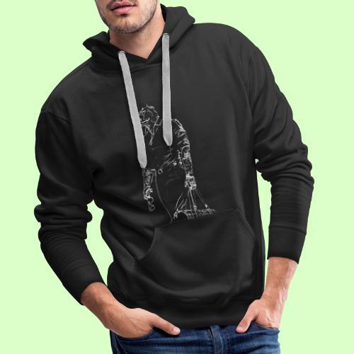 PITBULL STYLE!! - Sudadera con capucha premium para hombre